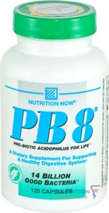 PB 8 Review - Probiotics Database