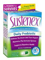 Sustenex Review - Probiotics Database