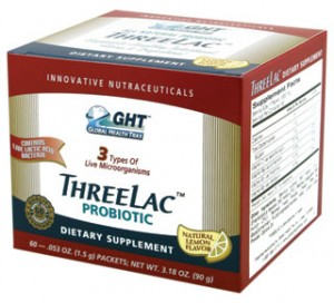 Threelac Review - Probiotics Database